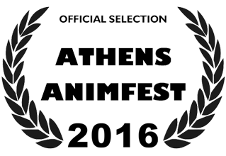 Official Selection Athens Animfest 2016